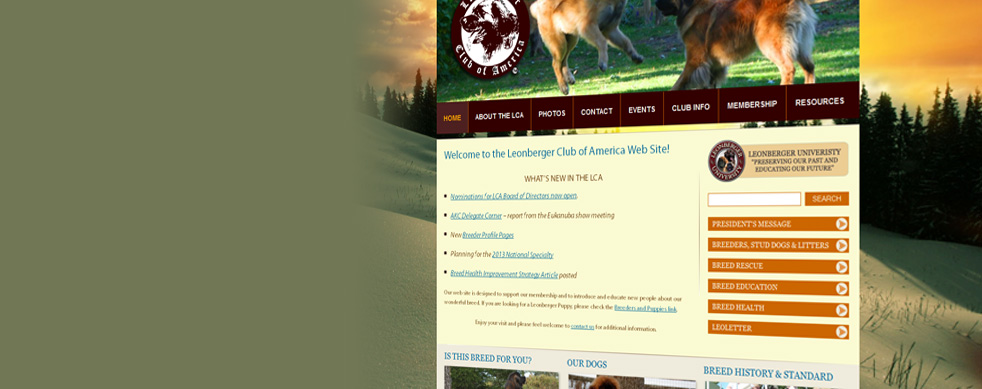 Leonberger Club of America